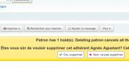 Screenshot_2019-12-11 Koha › Supprimer l'adhérent Agnès Aguetant